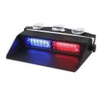 SM7023 LED-es szélvédő mögötti villogó