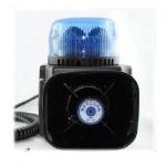 PSU LED-es tetővillogó hangjelzéssel